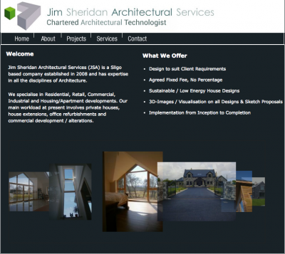 Jim Sheridan Architectural Services